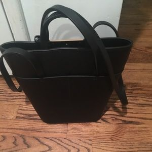 Zara bag with handles and strap